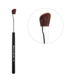 202 M Angled Shading Brush - Silver