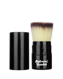 Retractable Kabuki Flat Foundation Brush