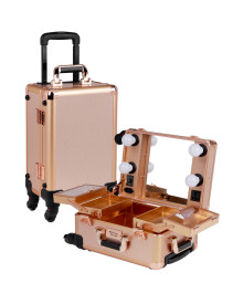 Rosie Edition Mini Travelling Make Up Case