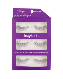 26mm Hey Loverboy ! - 3 Pairs