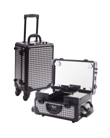 Mini Travelling Makeup Case in Runway Series