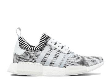 Adidas NMD R1 'Glitch Camo White Black' image