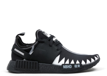 Adidas NMD R1 Neighborhood Core Black image