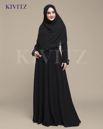 ICASIA DRESS (Black) image