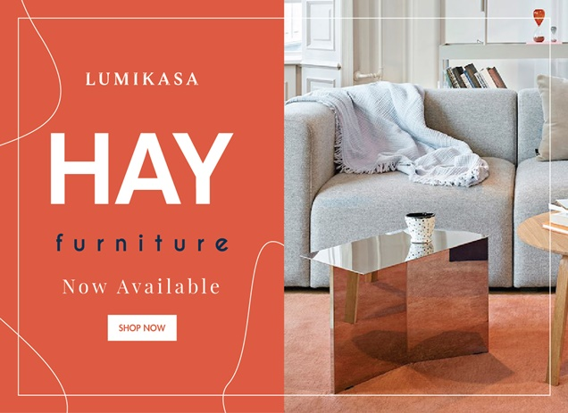 HAY Furniture Now Available