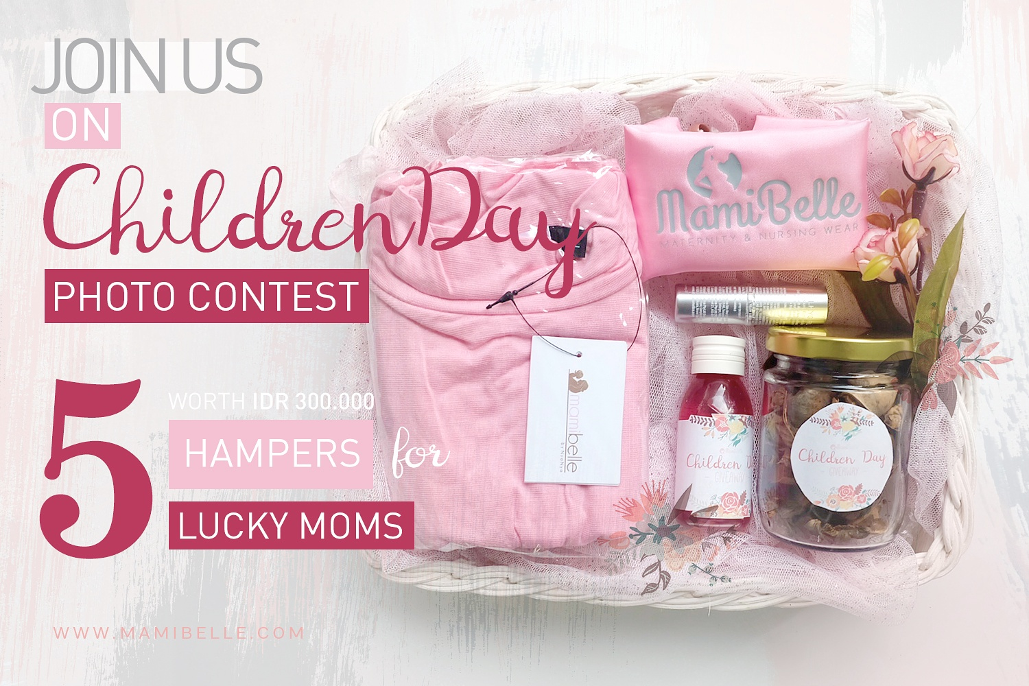 MamiBelle Children Day Giveaway 2017 image
