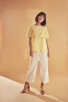 Alethea in Yellow