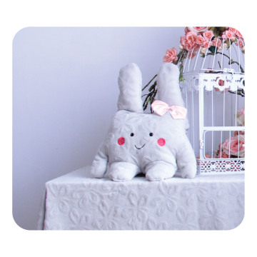 Bunny- Moshi モシ Grey