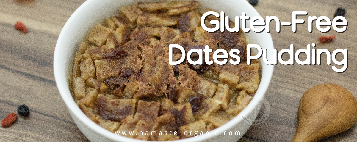 Steamed Dates Pudding