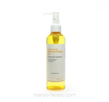 Manyo Factory Pure Cleansing Oil 200ML image