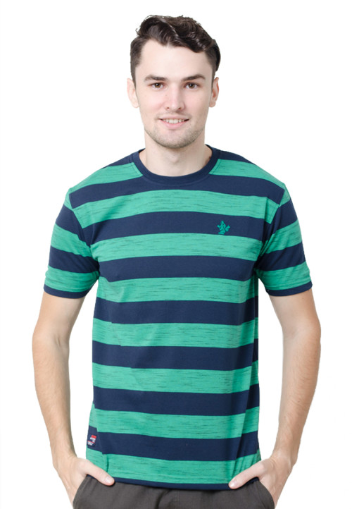 Osella ManOsella Man T-Shirt Stripe Navy