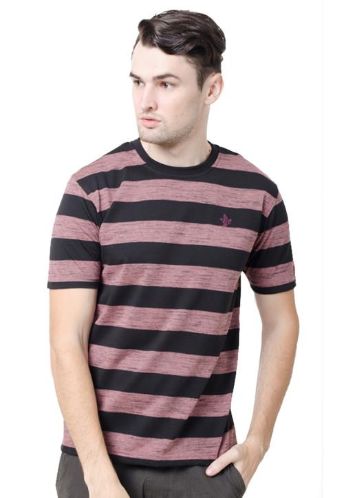 Osella ManOsella Man T-Shirt Stripe Black