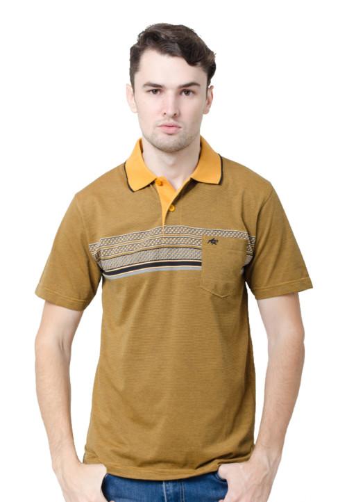 Arnett Polo Shirt Fashion Golden