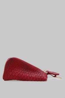 Pouch Key - Red