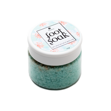 Foot Soak - Sea Salt Foot Bath - 200 gr image