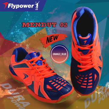 Flypower Mendut 2 (Orange/Blue) image