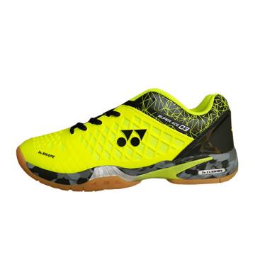 Sepatu Yonex Super Ace 03 (Black / Lime Green) image