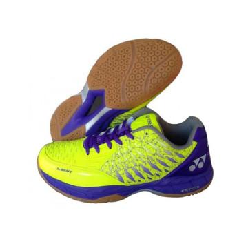 Sepatu Yonex Court Ace Matrix Lime Green/Purple image