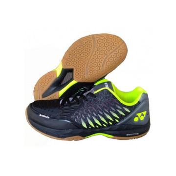 Sepatu Yonex Court Ace Matrix Black Green image
