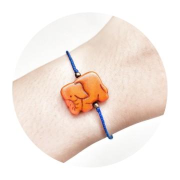gajah orange