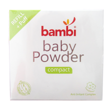 Baby Compact Powder