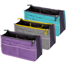 Colorful Organizer Pouch