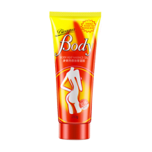 Body Heat Massage Gel