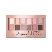 Eyeshadow The Blushed Nudes