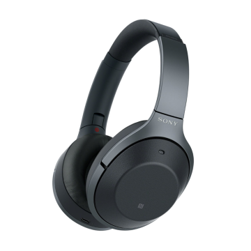 Sony WH 1000XM2 Black