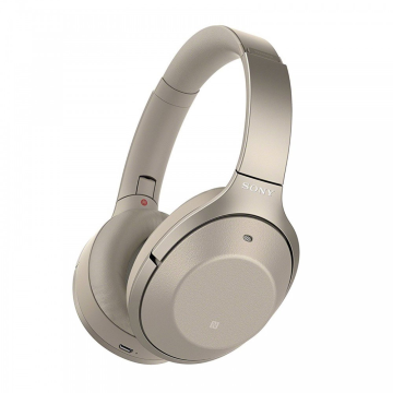 Sony WH 1000XM2 Gold