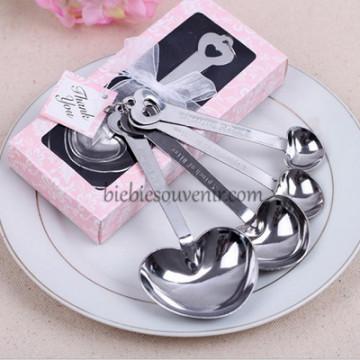 Love Measure Spoon - Pink image