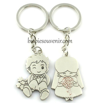 Cheerful Couple Keychain CK68 image