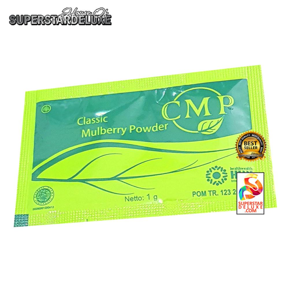 cmp classic mulberry powder; cmp classic mulberry powder original 1 sachet