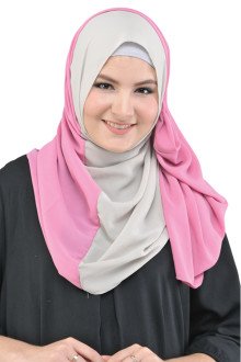 D'Amour 054 Grey-Pink