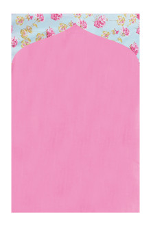 Tiara Prayer Mat 010 Pink