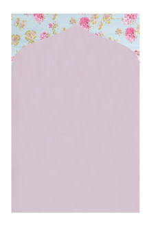 Tiara Prayer Mat 011 Purple