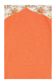 Tiara Prayer Mat 016 Orange