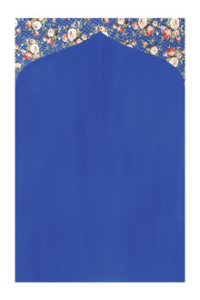 Tiara Prayer Mat 018 Navy