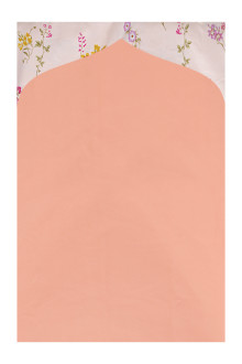 Tiara Prayer Mat 024 Peach