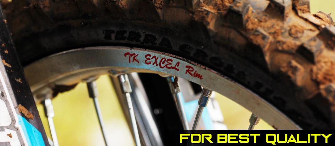 TK Racing trail