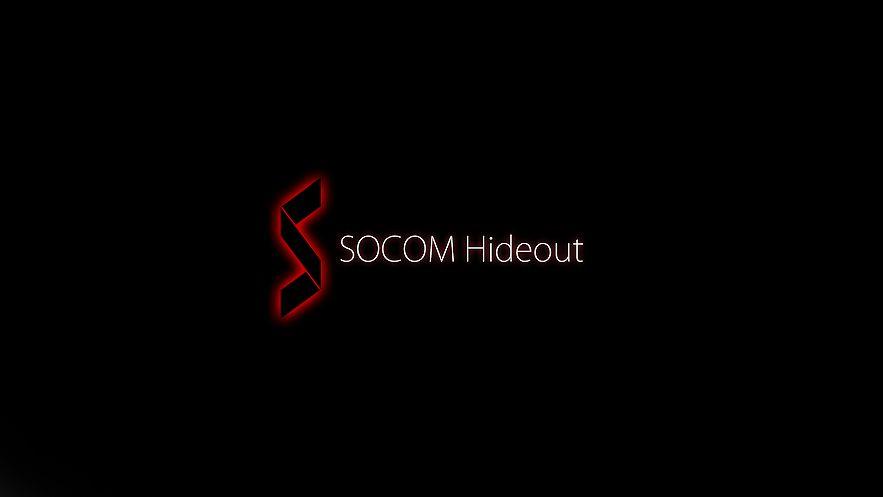 SOCOMの隠れ家