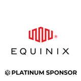 Logo for Equinix