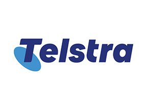 Logo for Telstra