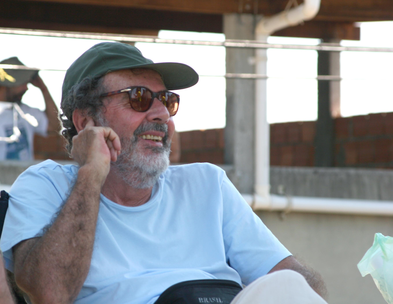 O cineasta e irmotal da ABL analisará a obra de João Ubaldo Ribeiro no Letra em Cena on-line. Foto: Arquivo pessoal