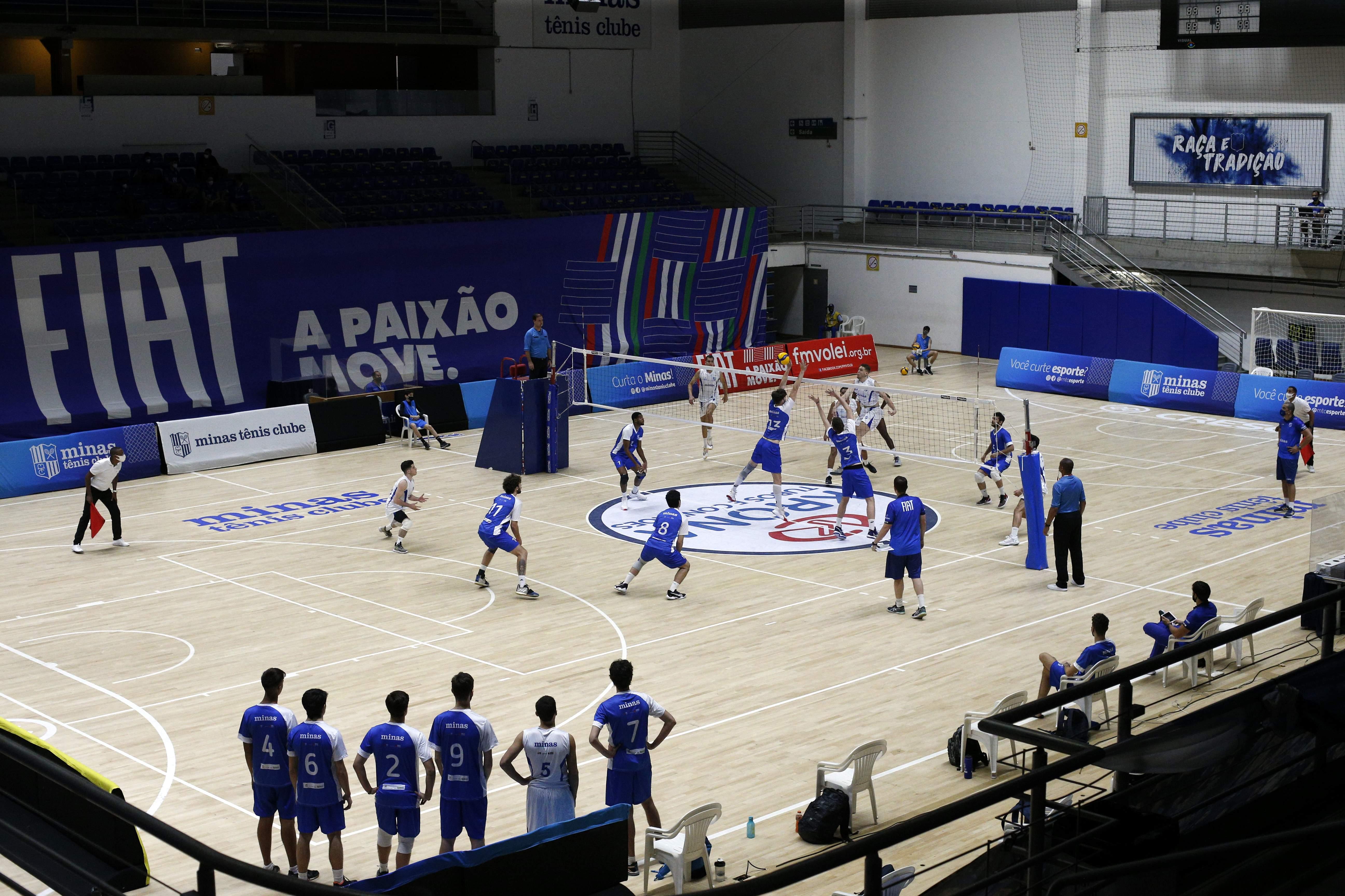 Arena MTC foi palco de mais uma edição da Copa Minas / Fotos: Orlando Bento/MTC
