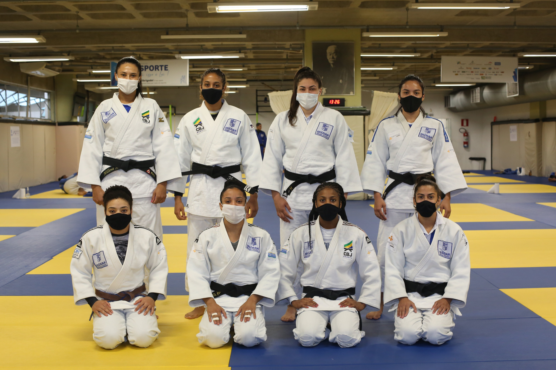 Judocas do Minas estão na equipe de transição da Seleção (Foto: Orlando Bento/Minas Tênis Clube)