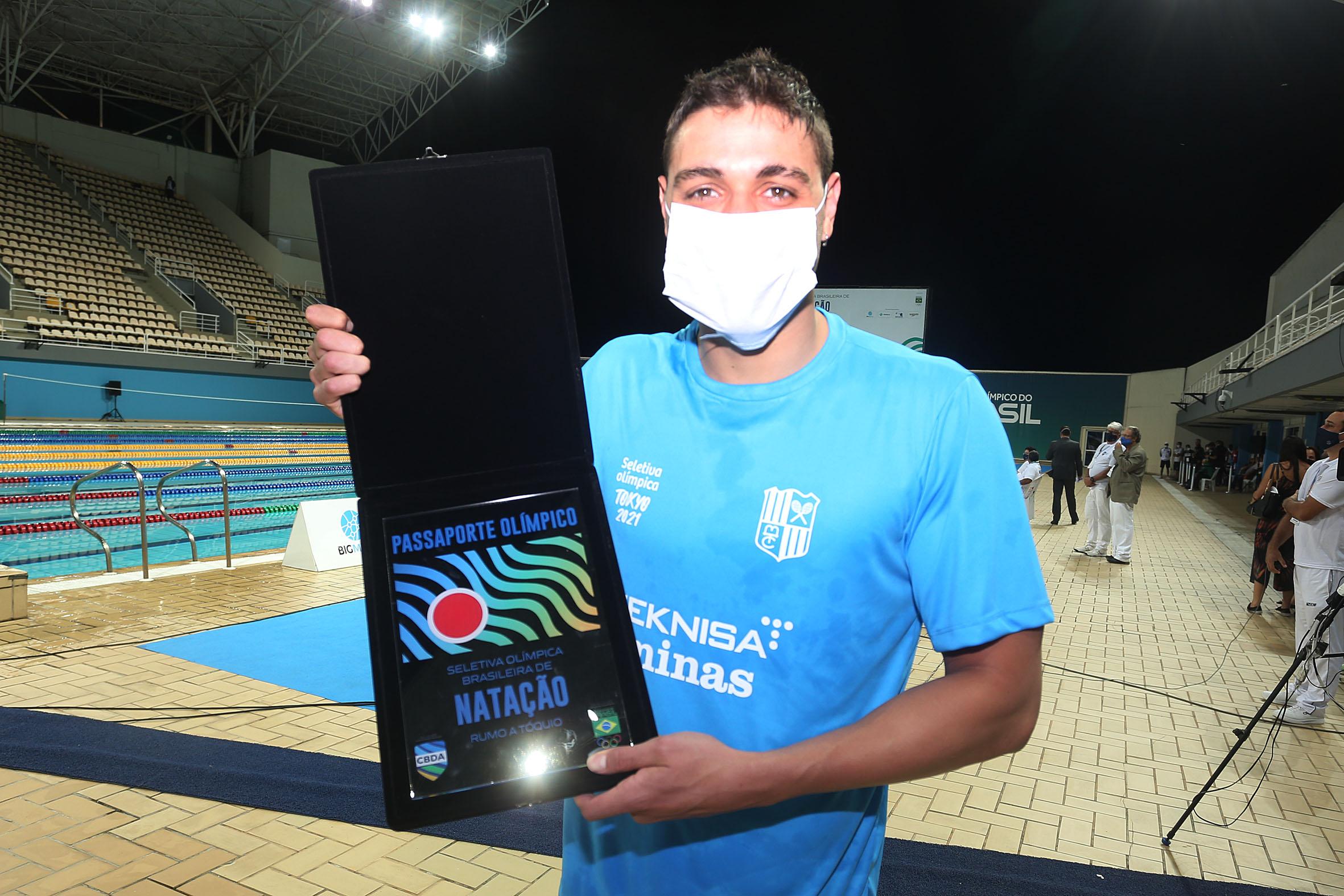 Atleta do Minas desde 2009, Vinícius Lanza é um dos classificados para a sua primeira edição de Jogos Olímpicos / Fotos: Ricardo Sodré/MTC