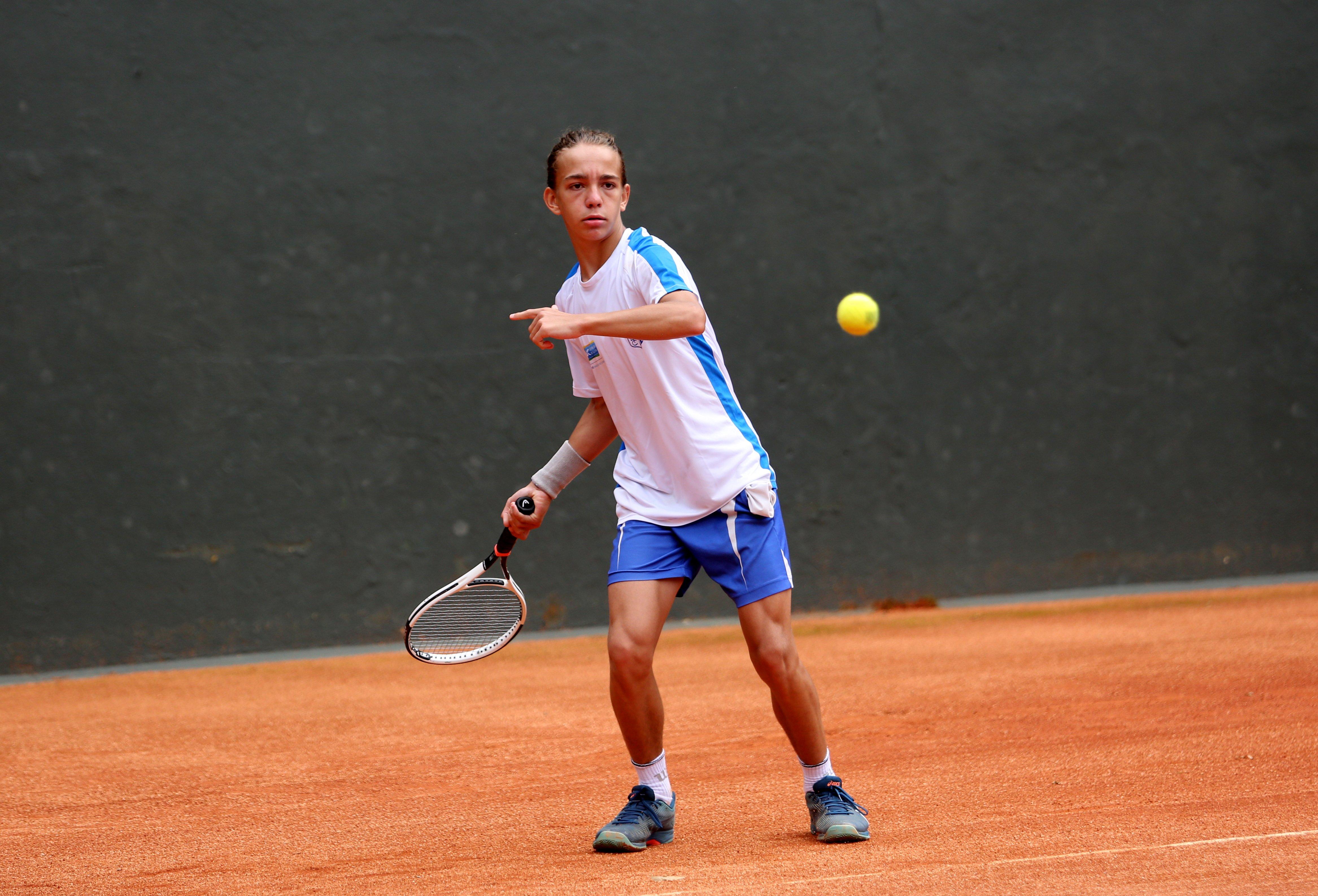 Francisco Lopes gostou do seu desempenho e dos companheiros na competição / Foto: Orlando Bento/MTC