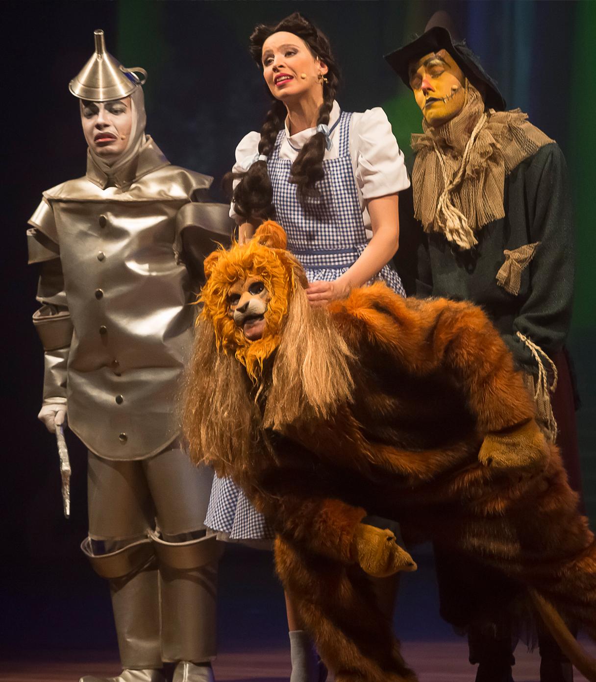"""Peça """"O mágico de Oz"""" será transmitida direto do Teatro do Centro Cultural Unimed-BH Minas - Foto: Guto Muniz"""
