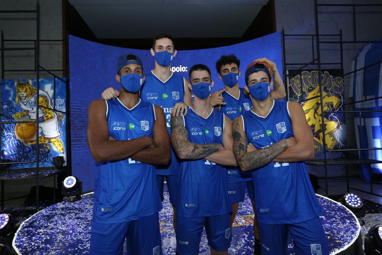 Jovens talentos do Minas Storm são uma das grandes apostas para a temporada (Foto: Orlando Bento/Minas Tênis Clube)